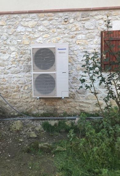 installation pompe à chaleur air eau lot et garonne